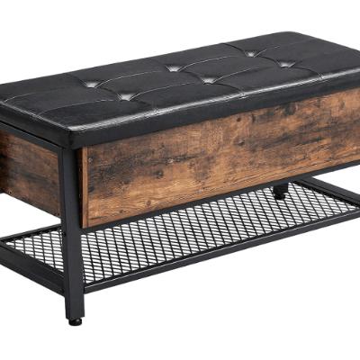 thump - banco cama estilo industrial