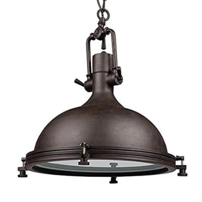 thump - lampara colgante vintage industrial
