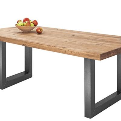 thump - mesa comedor madera estilo industrial