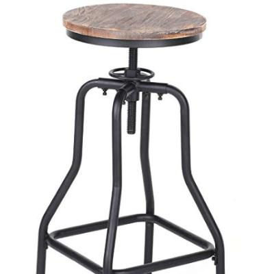 thump - silla taburete madera estilo industrial